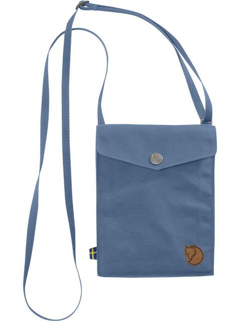 Fjällräven Pocket - Porte-monnaie - bleu